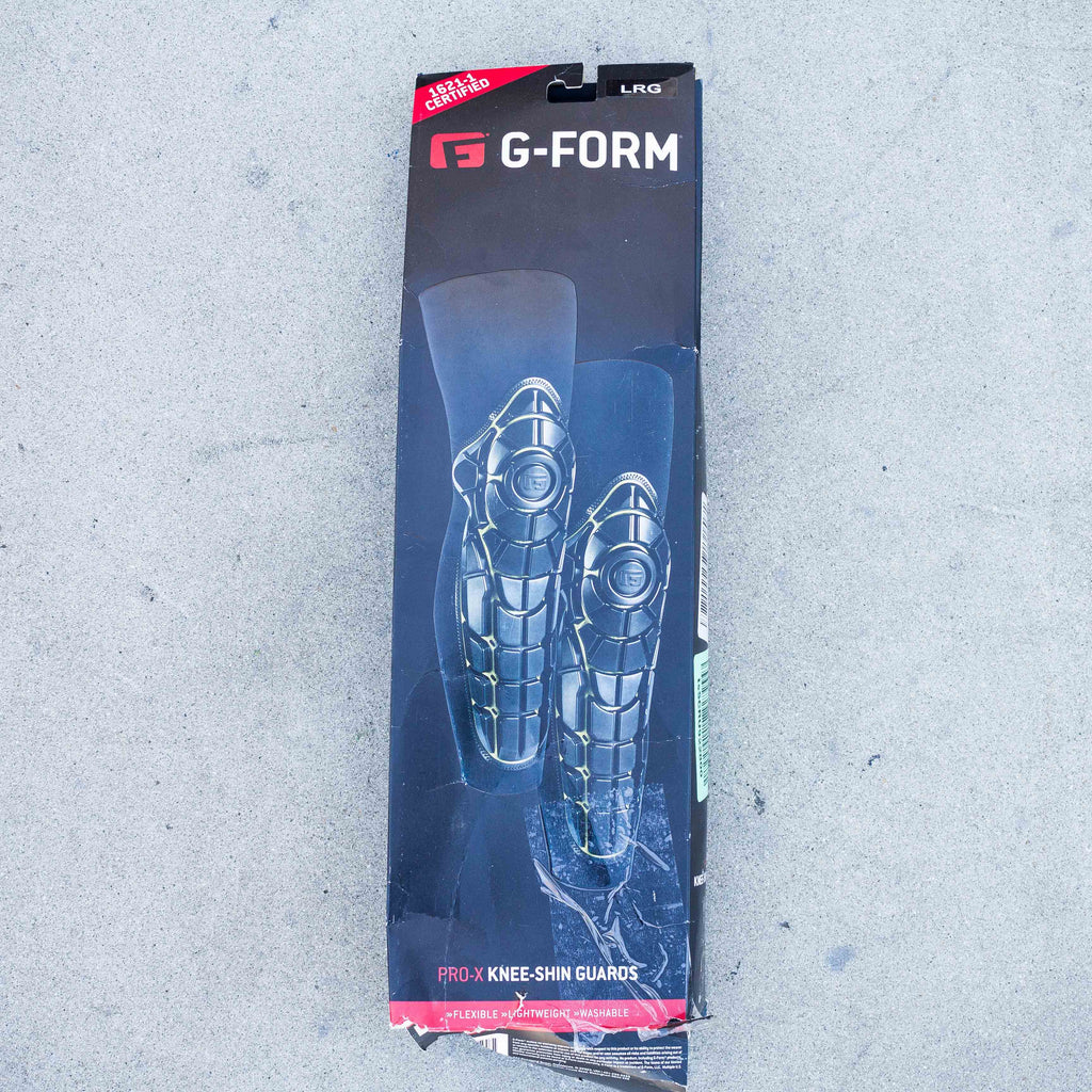 G-Form Knee Shin Pads Large
