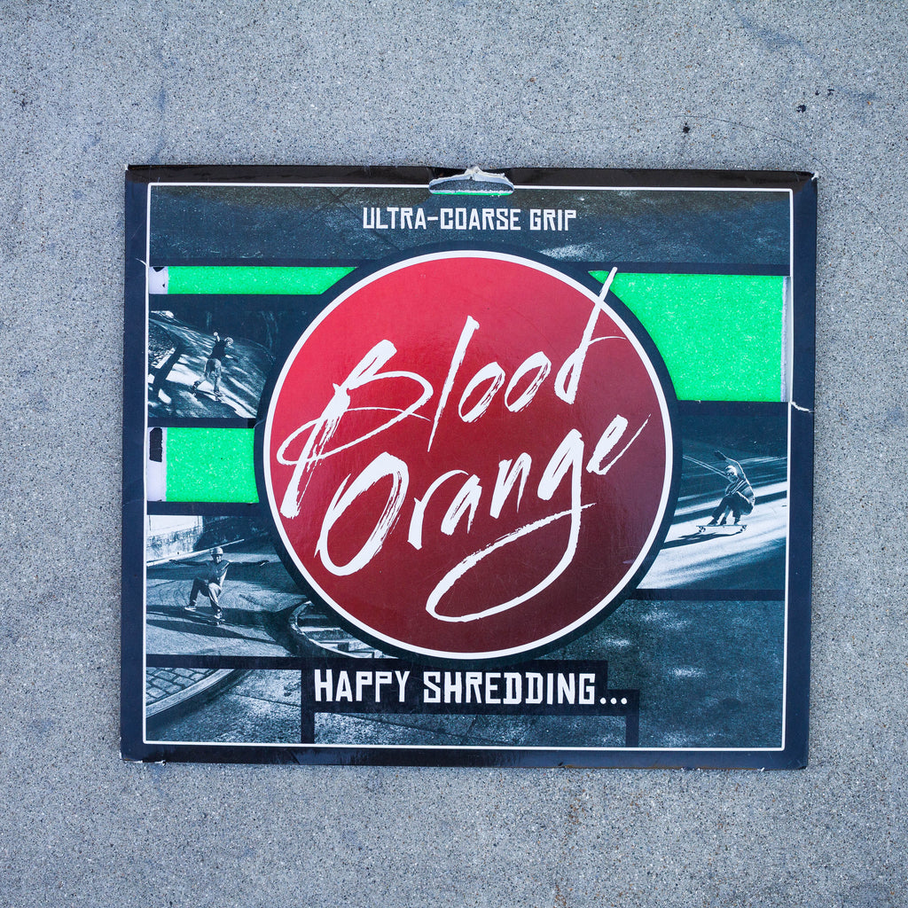 Blood Orange Ultra Course Grip