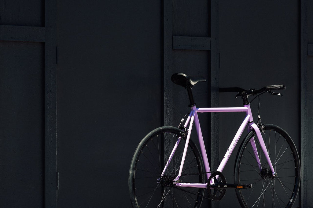 4130 - Perplexing Purple –  (Fixed Gear / Single-Speed) by State Bicycle Co.
