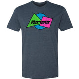 Kemper Snowboards Logo Men's Short Sleeve T-Shirt - Navy by Kemper Snowboards