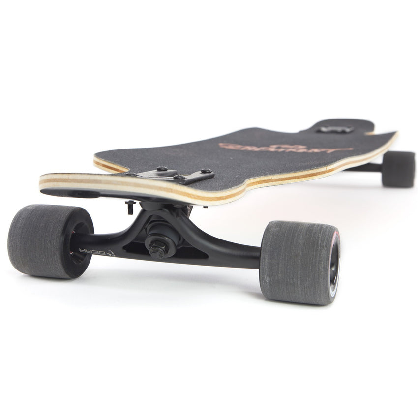 Landyachtz Drop Carve Longboard, Board and Complete