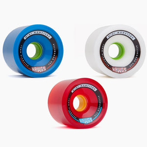 Landyachtz Mini Monster & Monster Hawgs Longboard Wheels, 70mm | 76mm