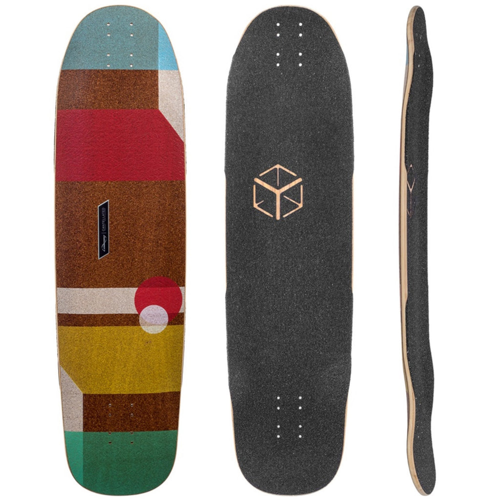 Loaded Tesseract Longboard, All Models, Deck and Complete