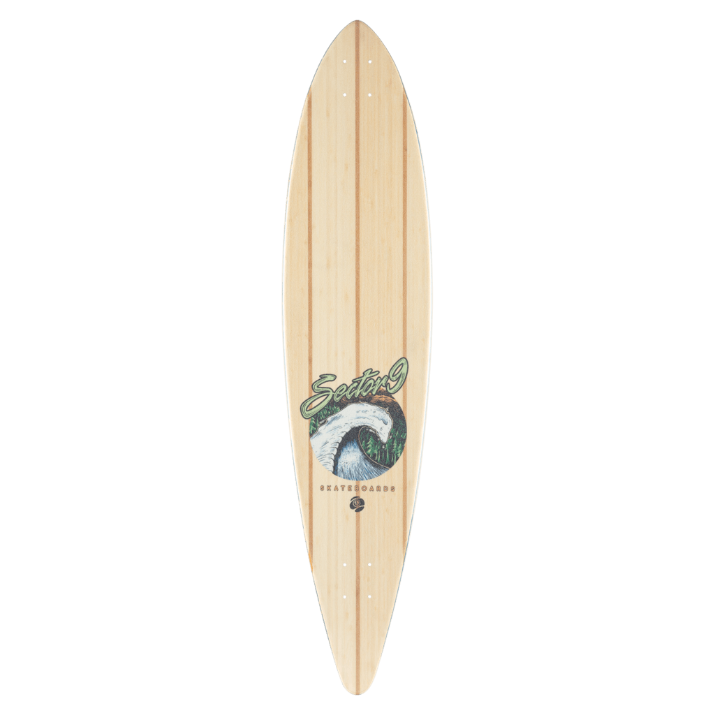 Sector 9 Moonlight Maverick Longboard Complete