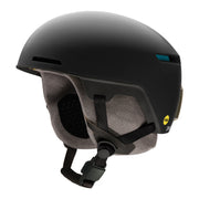 Smith Code Matte Black Snowboard and Ski Helmet