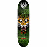 Powell-Peralta McClain Pro Flight Tiger Skateboard Deck, Shape 243, 8.25