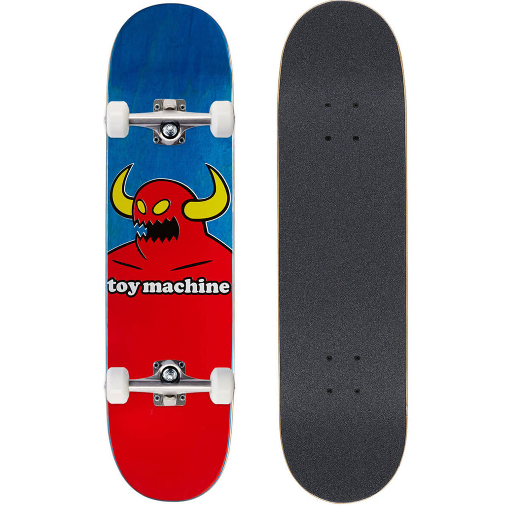 Toy Machine Monster Skateboard Complete, 8.0""