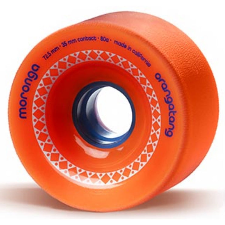Orangatang Moronga Longboard Wheels, 72.5mm