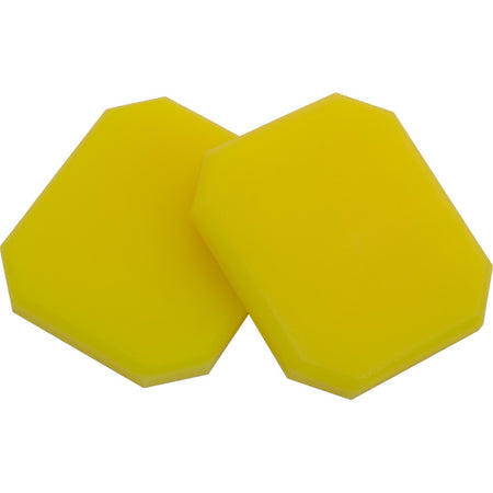 Ojoom Pucks for Longboard Slide Gloves [Square and Circle]