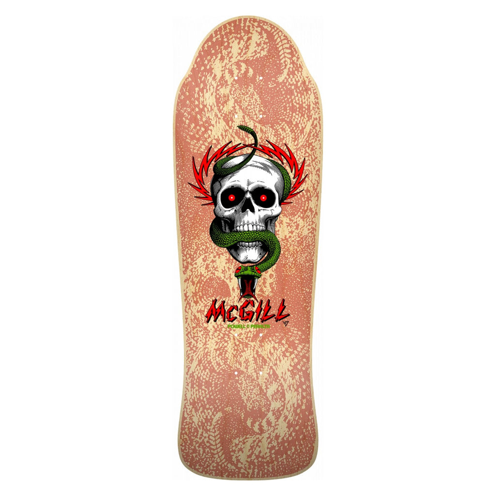 Powell-Peralta Re-Issue Limited Edition Collector Skateboard Decks, Series 11, Mike McGill