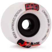RAD Release Longboard Wheels, 72mm