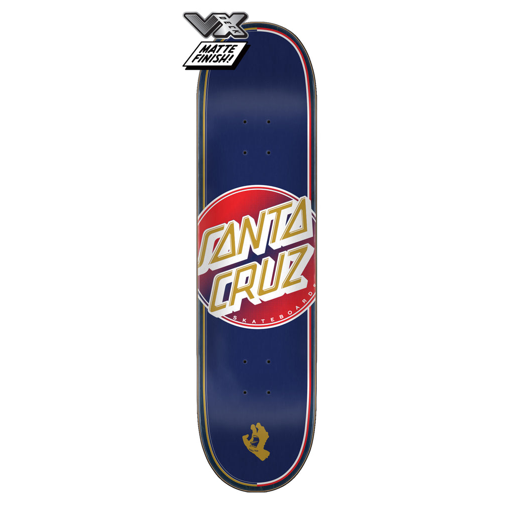 Santa Cruz Steadfast Dot VX Deck 8.0""