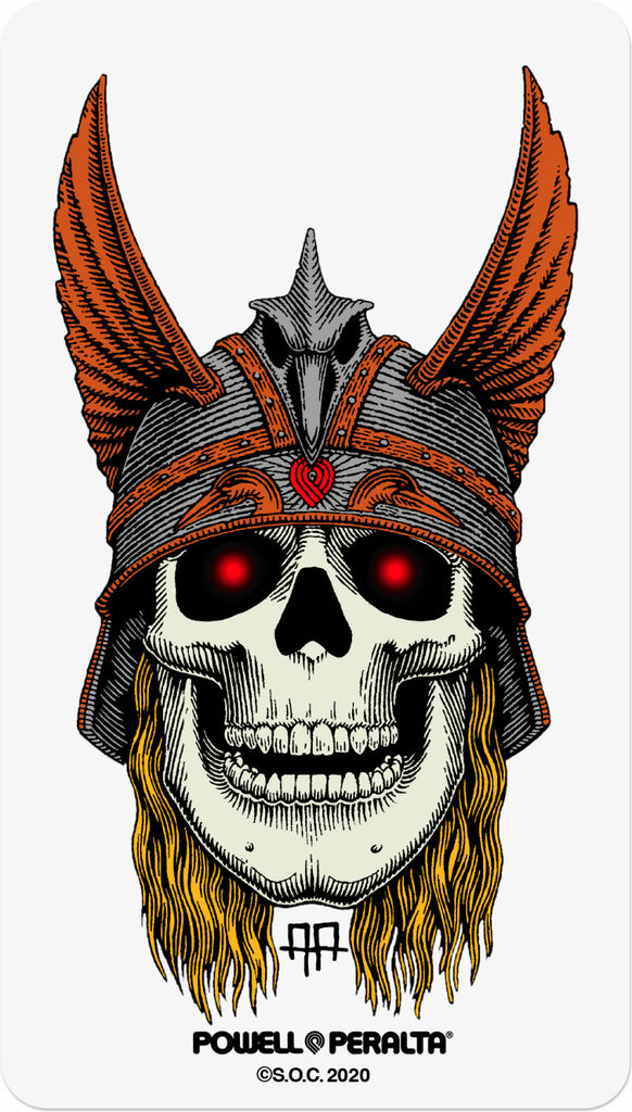 Powell-Peralta Andy Anderson Sticker