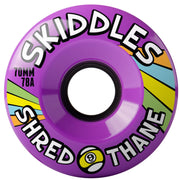 Sector 9 Skiddles Longboard Wheels, 70mm