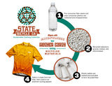 State Bicycle Co. - Black Bibs  - Sustainable Clothing Collection