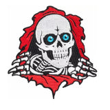 Powell Peralta Ripper Patch, 4.5 Inch