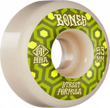 Bones Retros V1 Standards Wheels, 53mm/99a