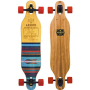 Arbor Axis Longboard Deck and Complete [All Series]