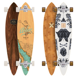 Arbor Fish 37 Longboard Complete [All Series]