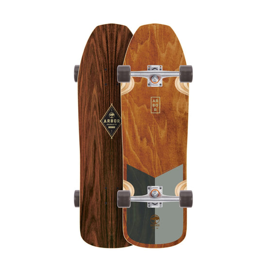 Arbor Oso Skateboard Complete [All Series]