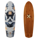 Arbor Pocket Rocket Skateboard, Deck Only