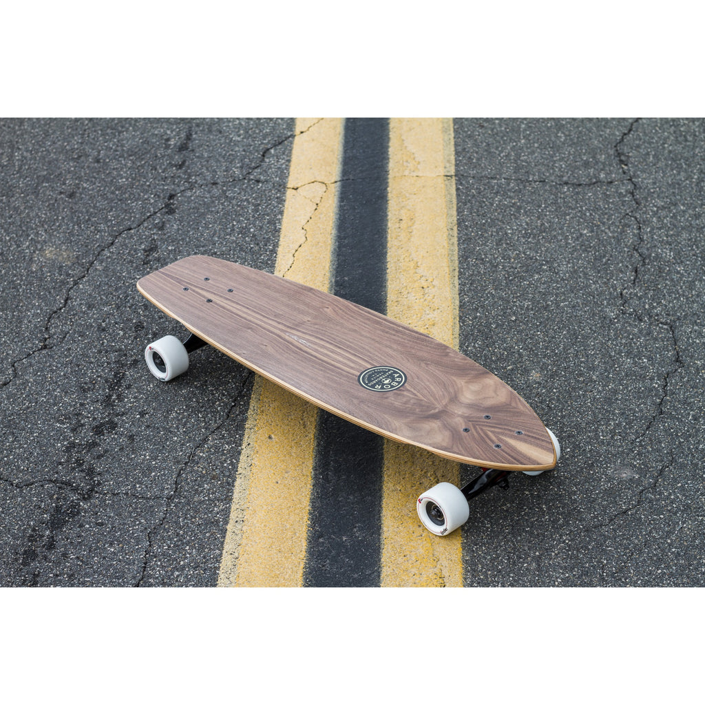 Arbor Rally Longboard Skateboard, Deck and Complete