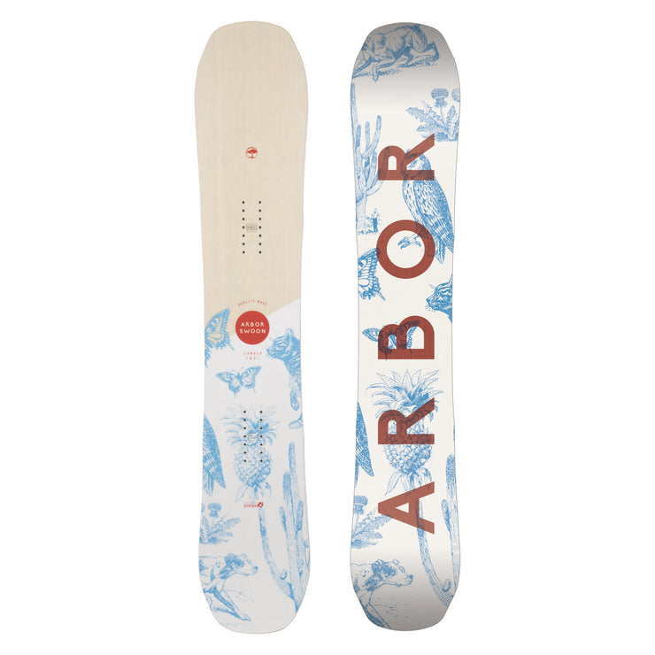 Arbor Swoon Women's Snowboard 2019
