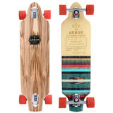 Arbor Zeppelin Longboard, Deck and Complete