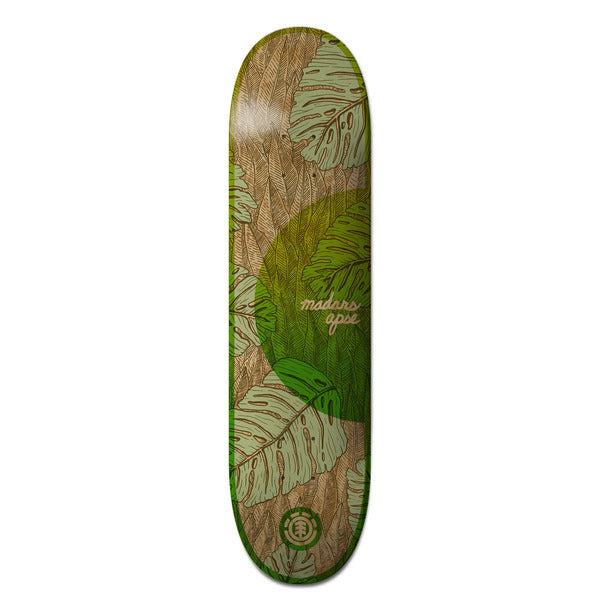 Element Madars Forest Skateboard, Deck Only