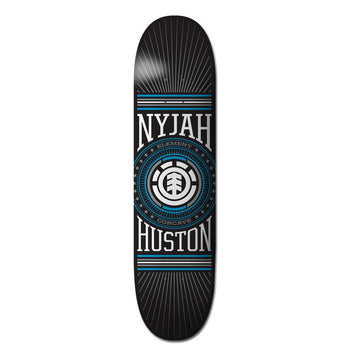 Element Nyjah Dialed Skateboard, Deck Only