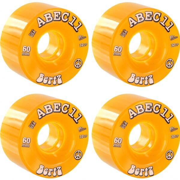 Abec 11 Bertz Skateboard Wheels