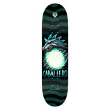 Powell-Peralta Flight Caballero Dragon Ball Skateboard Deck, Shape 243, 8.25""