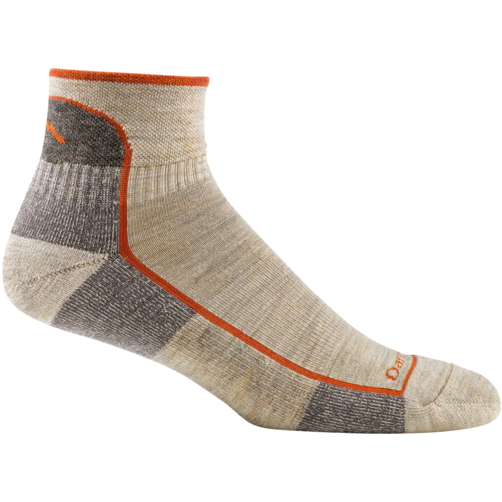 Darn Tough 1/4 - Merino Wool Cushioned Sock - Men's