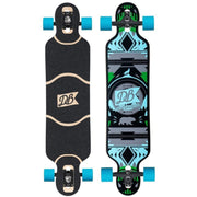 DB Urban Native 38 Longboard, Complete