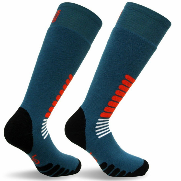 Eurosocks Ski Zone (Over The Calf) Socks