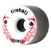 Fireball Scorch Wheel, Angle White 81a