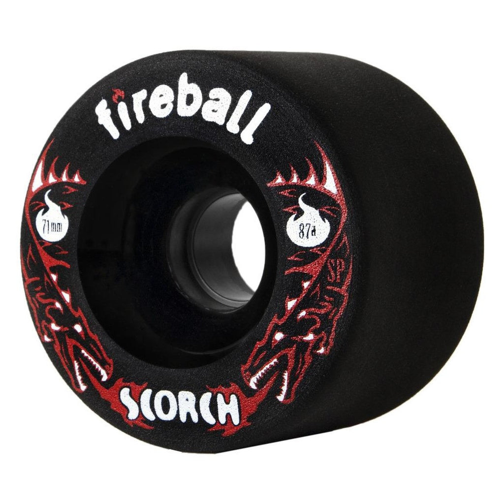Fireball Scorch Wheel, Angle Black 87a