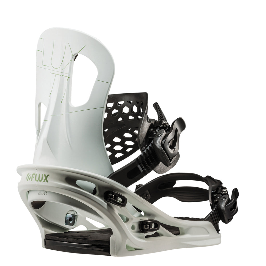 Flux Snowboard Bindings, Basic Series, TT (2019)