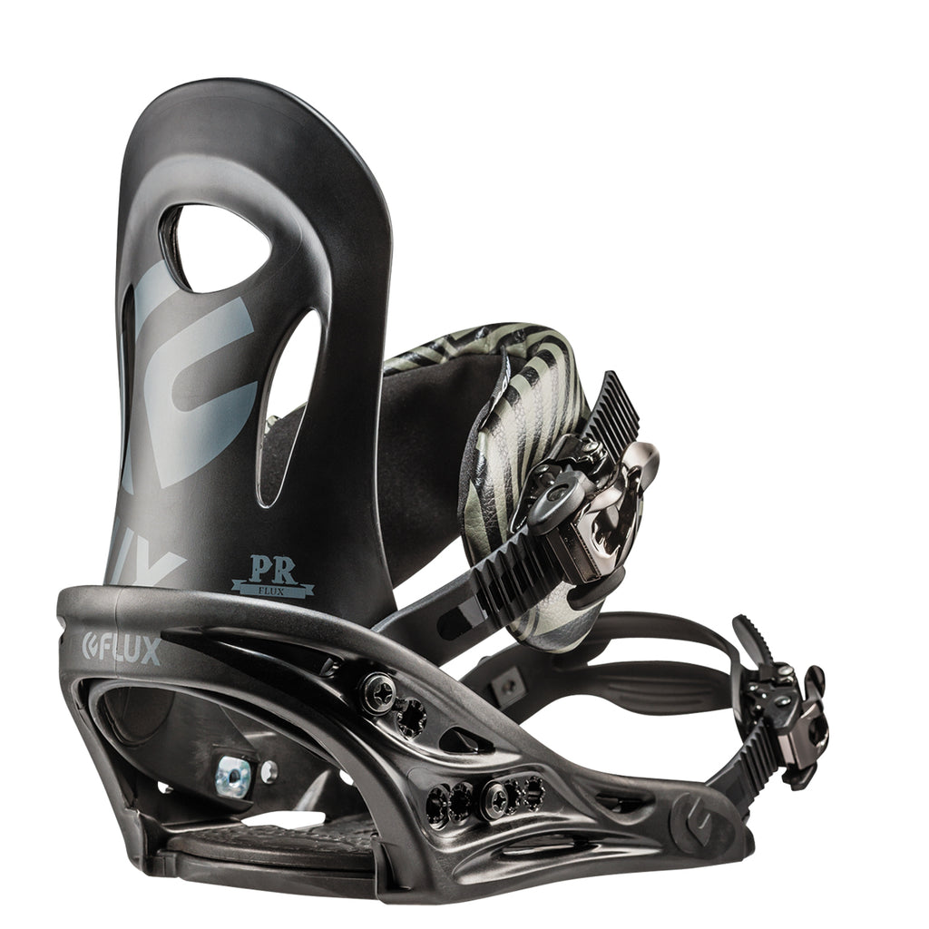 Flux Snowboard Bindings, Basic Series, PR (2020)