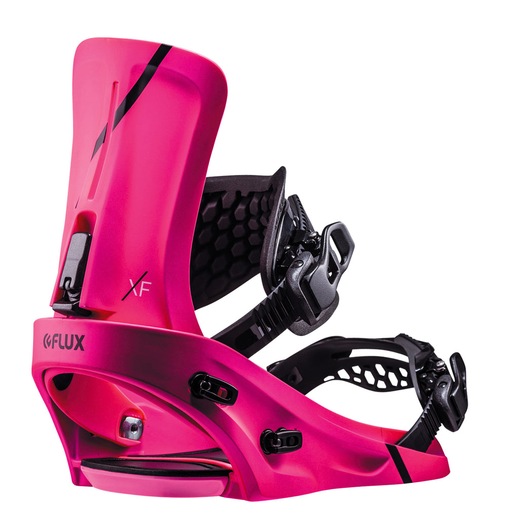 Flux Snowboard Bindings, Transfer Series, XF (2019)