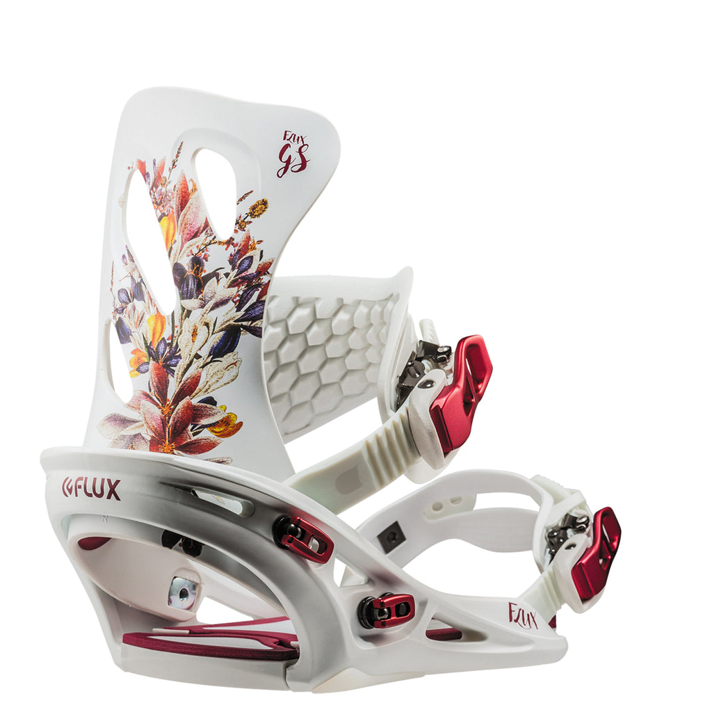 Flux Snowboard Bindings, Woman's Series, GS (2019)