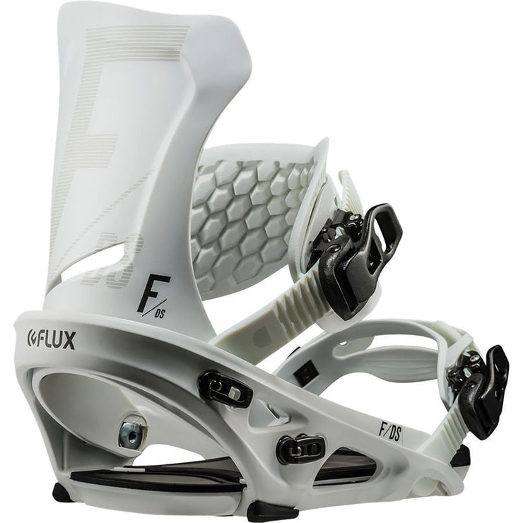 FLUX F9DSLW White Large DS Series Snowboard Bindings US 9-12 New Other