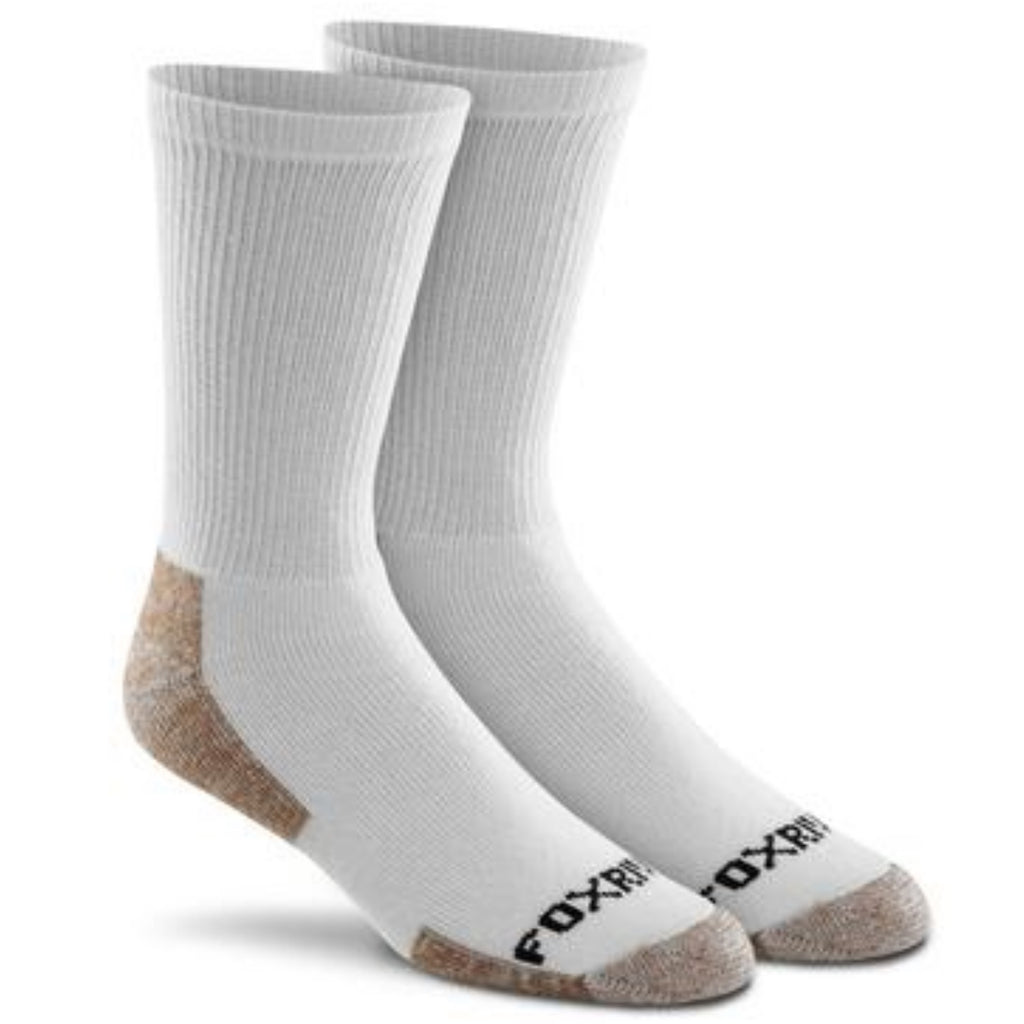 Fox River Socks - Cotton Crew Value Pack (3-Pack) - Unisex
