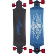 Landyachtz Switch Longboard, Deck and Complete
