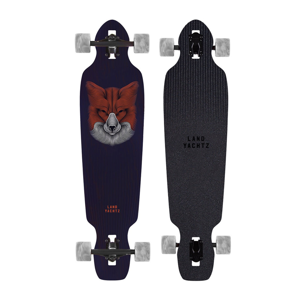 Landyachtz Battle Axe 38 Complete, Fox