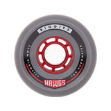 Landyachtz Biggie Hawgs Longboard Wheels, 73mm