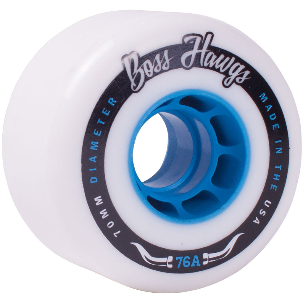 Landyachtz Boss Hawgs Longboard Wheels, 70mm