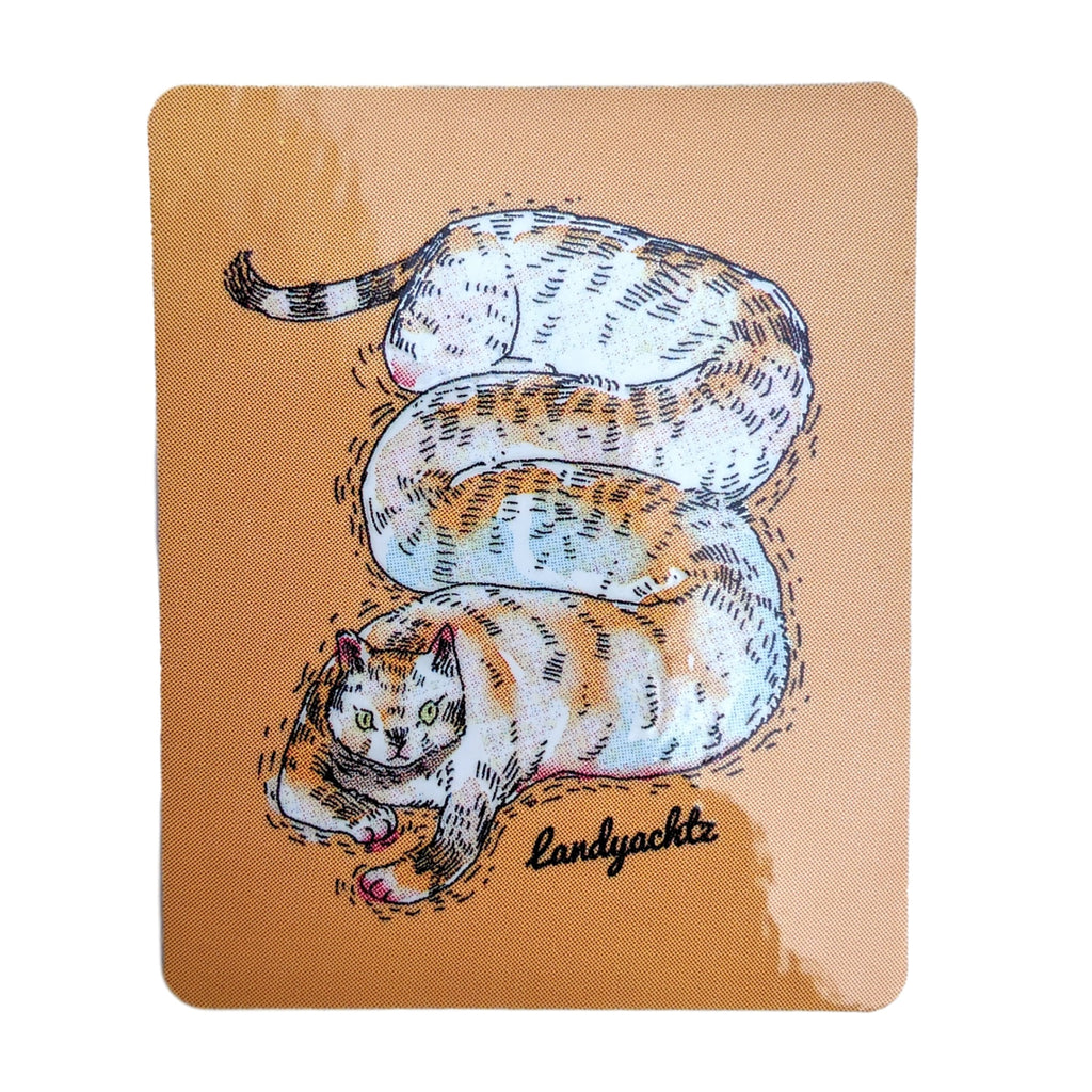 Landyachtz Chill Cat Sticker