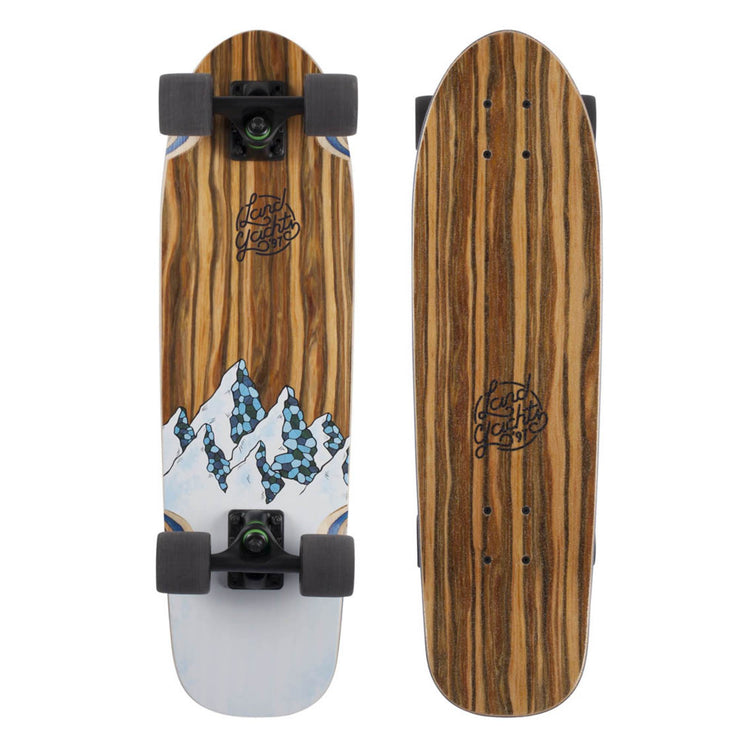 Landyachtz Dinghy Series Skateboard, Summit Complete