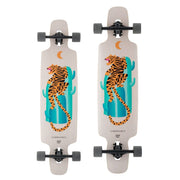 Landyachtz Drop Carve Longboard, Deck and Complete